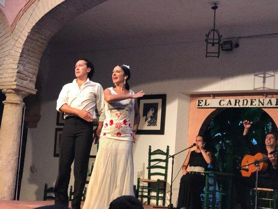 Tablao Flamenco Cardenal: photo1.jpg