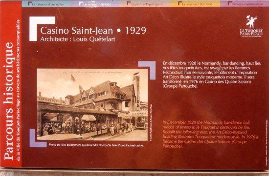 Rue St. Jean: Casino St Jean on rue St Jean