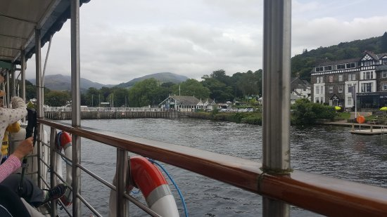 Bowness-on-Windermere, UK: View 1