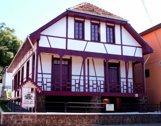 Casa da Memoria de Sao Carlos
