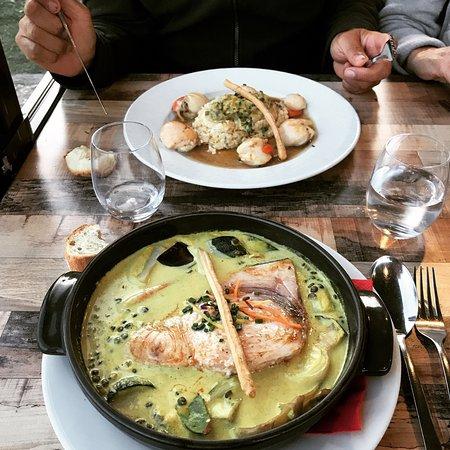 Restaurant La Fleur De Thym Saint Denis D Oleron