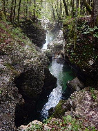Srednja vas v Bohinju, Slovenia: Dal ponte