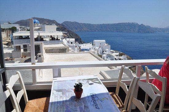 Pelekanos: The view
