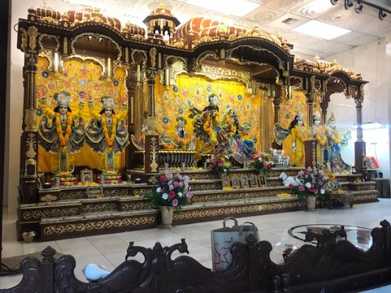 Sammamish, WA: The Temple - Lord Statues