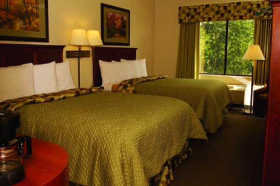 Ridgecrest, Carolina do Norte: Mountain Laurel Guestroom