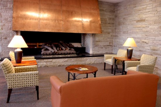 Ridgecrest Conference Center: Pritchell Lobby