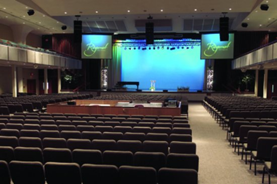 Ridgecrest, Carolina do Norte: Spilman Auditorium