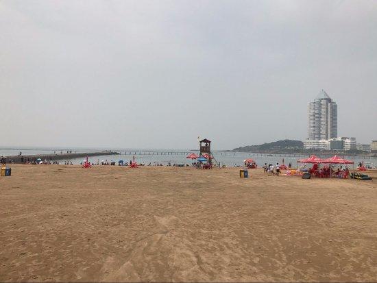 Qingdao Second Beach : No. 2 Beach Qingdao