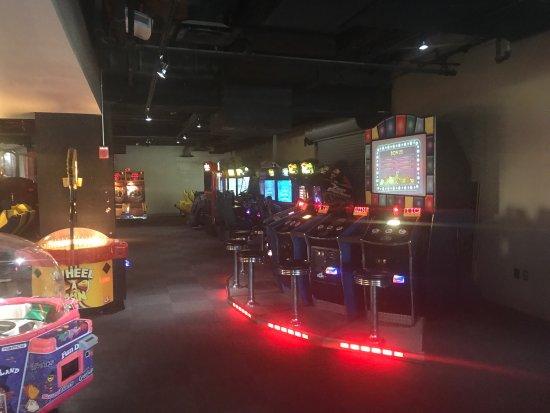 Play Arcade And Kitchen Menu