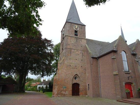 Toren der Nederlands Hervormde kerkin Gorssel