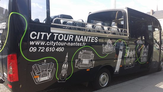 City Tour Nantes
