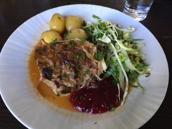 God lunch igen efter sommaruppehållet