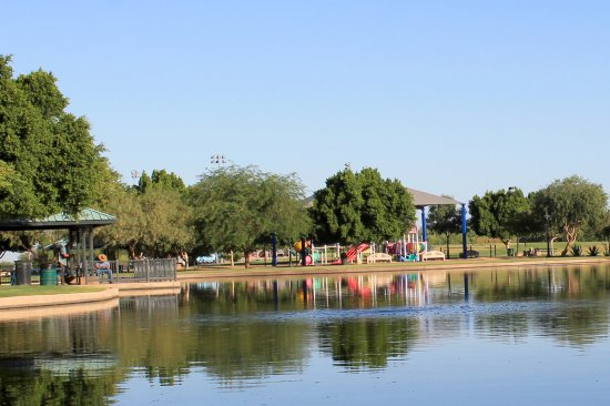 West Wetlands Park