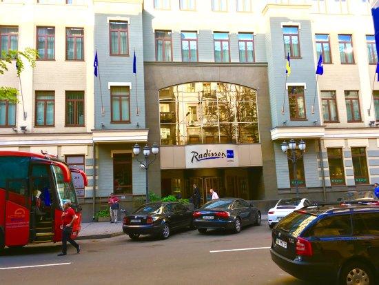 Radisson Blu Hotel, Kyiv Foto
