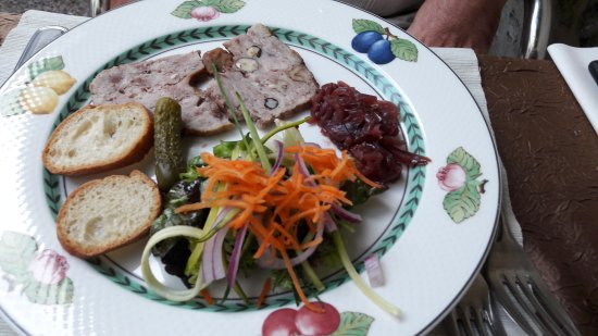 Bar Le Colombien : Terrine