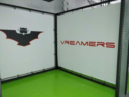 Majadahonda, Espanha: Vreamers - centro de juegos de Realidad Virtual