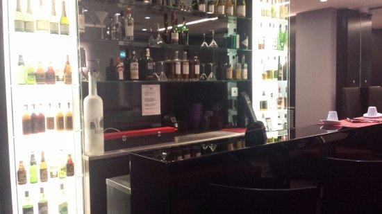 Grand Hotel Grenoble Centre : Bar