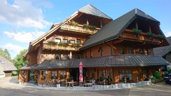 Bernau im Schwarzwald, Germany: hotel frunt