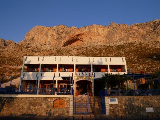 Hotel Philoxenia : Philoxenia and Grande Grotto