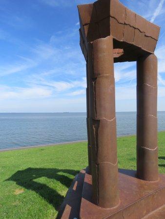 Oosterend, Países Bajos: De Noordkaap, Groningen, Nederland