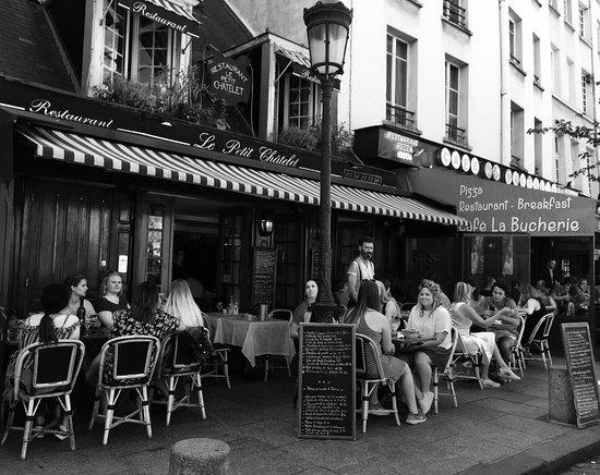 Restaurants Near Chatelet