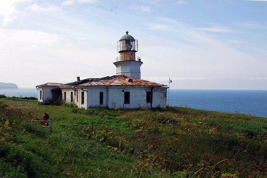 Lighthouse Zhonkier: Маяк
