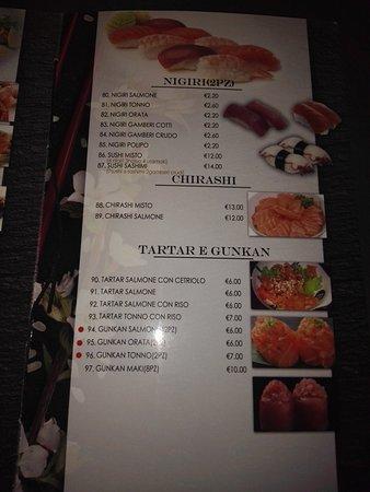 Sushi ume milano navigli ristorante recensioni - Sushi porta ticinese ...