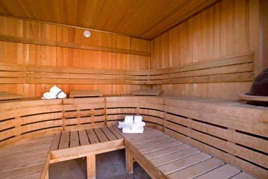 Inn At Santa Fe: Relax in our onsite Sauna!