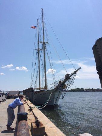 Manhattan By Sail - Clipper City Tall Ship