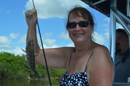 My fish picture of ponce inlet watersports ponce inlet for My fishing advisor