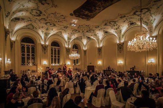 Cena y concierto de Mozart en Salzburgo