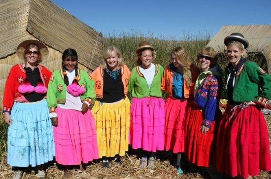 3 noches en el lago Titicaca, Uros y la isla de Taquile desde Cuzco