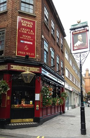 Kings head pub na moscow road picture of kings head pub kings head pub bayswater kings head pub na moscow road reheart Images