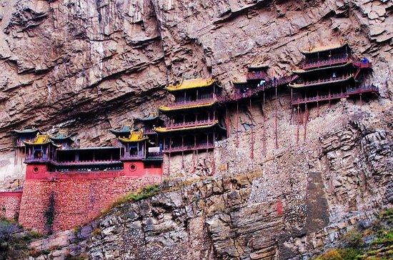 Yungang Grottoesで北京からの大同2日間