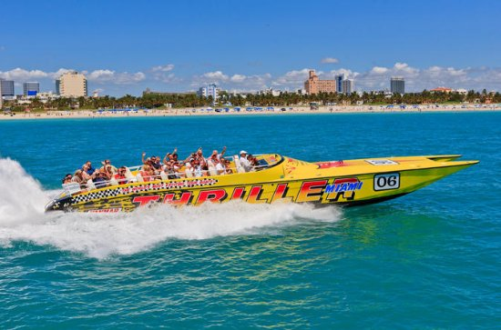 Sdboat Sightseeing Tour Of Miami Provided By Thriller Adventures Florida Tripadvisor