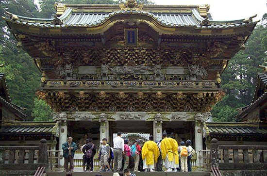 Private Tour: Nikko Guided Full-Day...