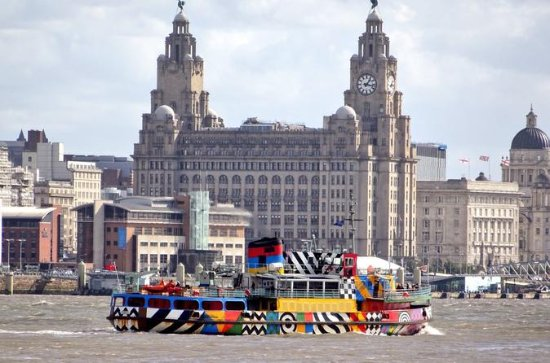 Private Custom Liverpool Tour with...
