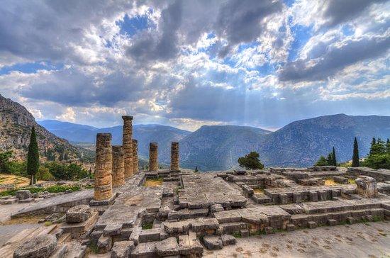 Excursion d'une journée à Delphes...