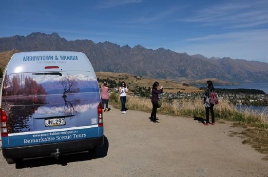 Queenstown Half-Day Tour with Small...