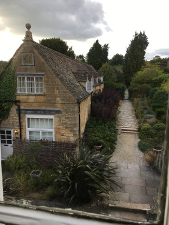 Cotswold House Hotel & Spa: View from our window