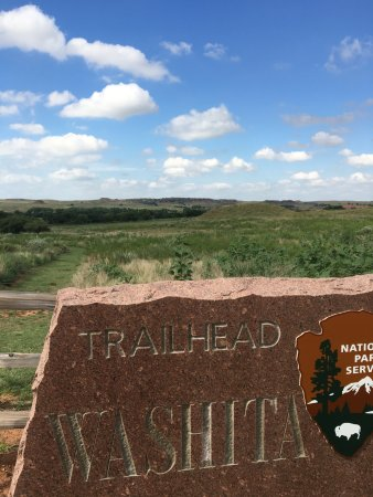 Oklahoma: Terrific overlook spot