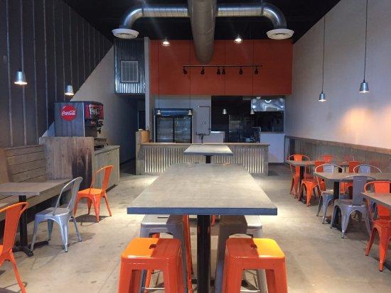 Katy, TX: ROKO Dinning Area
