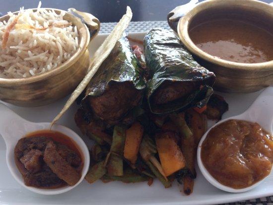 Elegance Cafe: kerala style fish