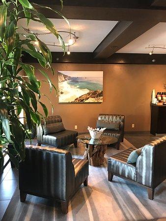 La Cuesta Inn: Lobby