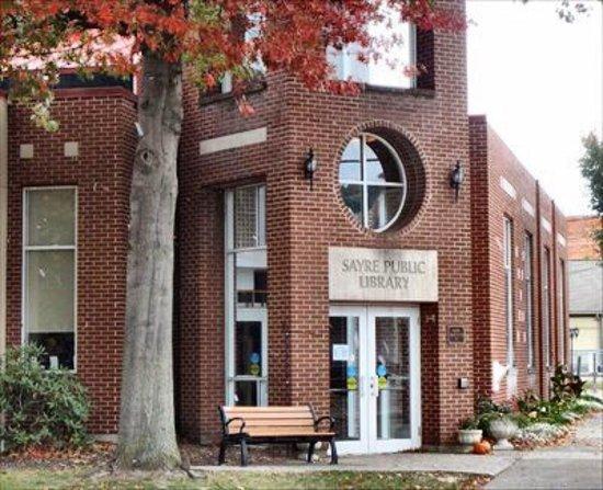 Sayre Public Library