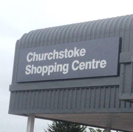 Church Stoke 사진