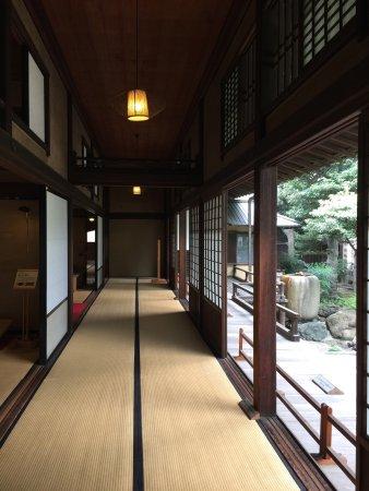 舊岩崎府邸庭園照片
