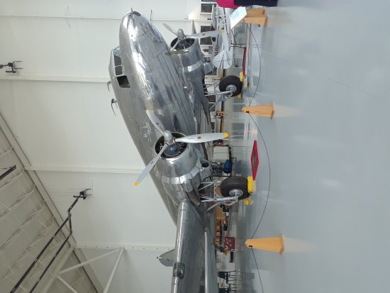 Evergreen Aviation & Space Museum: 20170823_150030_large.jpg