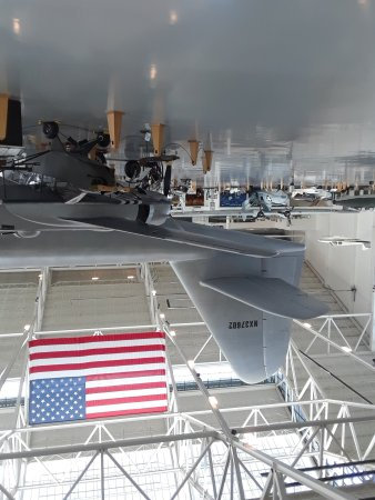 Evergreen Aviation & Space Museum: 20170823_150712_large.jpg