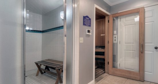 Dixon, Kalifornia: Steam & Sauna Rooms